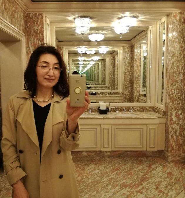 リッツカールトン大阪のトイレ